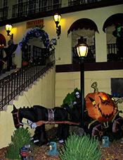 Halloween Adventures in Jerome