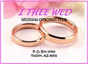 I-Thee-Wed