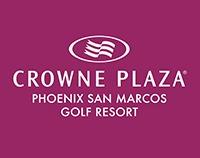 CROWNE PLAZA golf RESORT